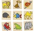 Dřevěné pexeso zvířátka katalog