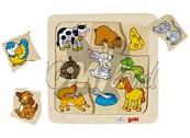 Zvířátka a jejich potrava katalog
