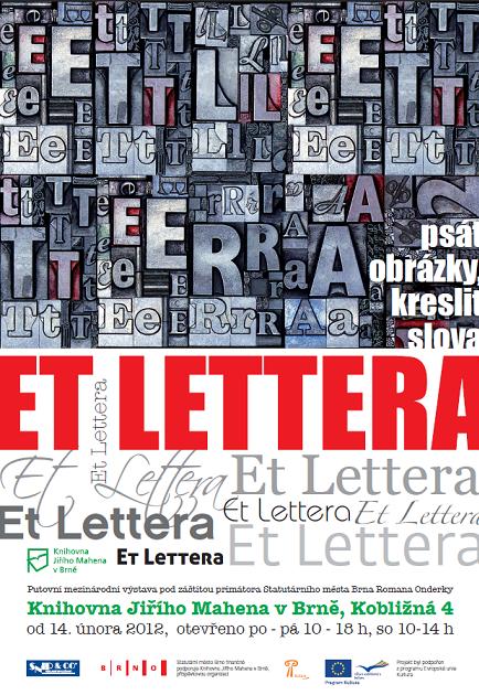 Et Lettera plakát