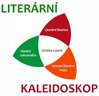 Literární kaleidoskop plakát