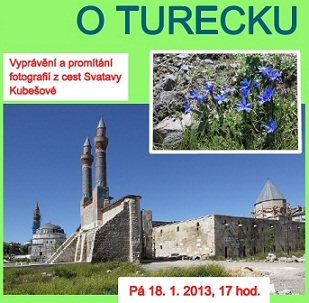 O Turecku plakát