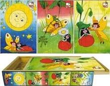 Puzzle Maková panenka katalog
