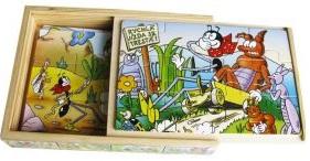Puzzle Ferda katalog
