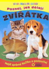 Poznej, jak dělají zvířátka katalog