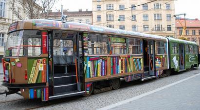 Tranvía lector de Brno