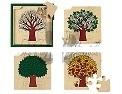 Puzzle strom katalog