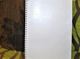 Abeceda Braillova a latinka