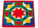 Dřevěná mozaika na desce katalog