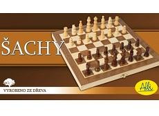 Šachy katalog