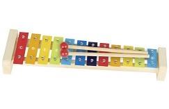 Xylofon pastelový katalog