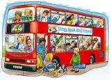 Velké podlahové puzzle autobus katalog