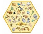 Schubitrix: Zvířátka a tvary katalog