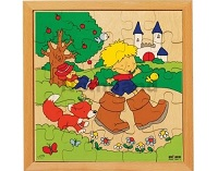 Puzzle Sněhurka katalog